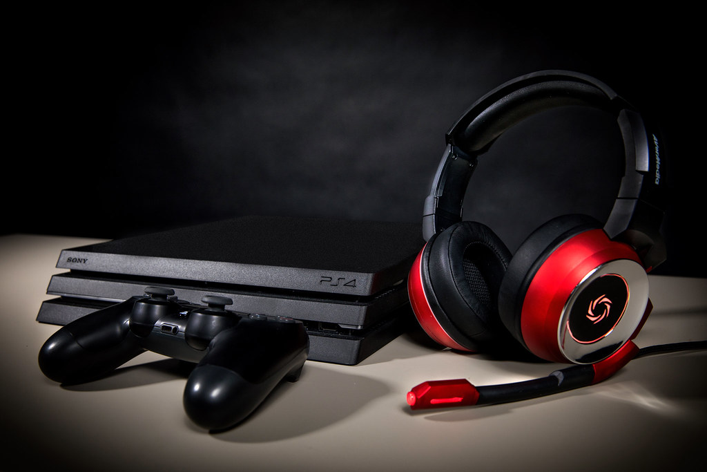 SONICWAVE Gaming Headsets