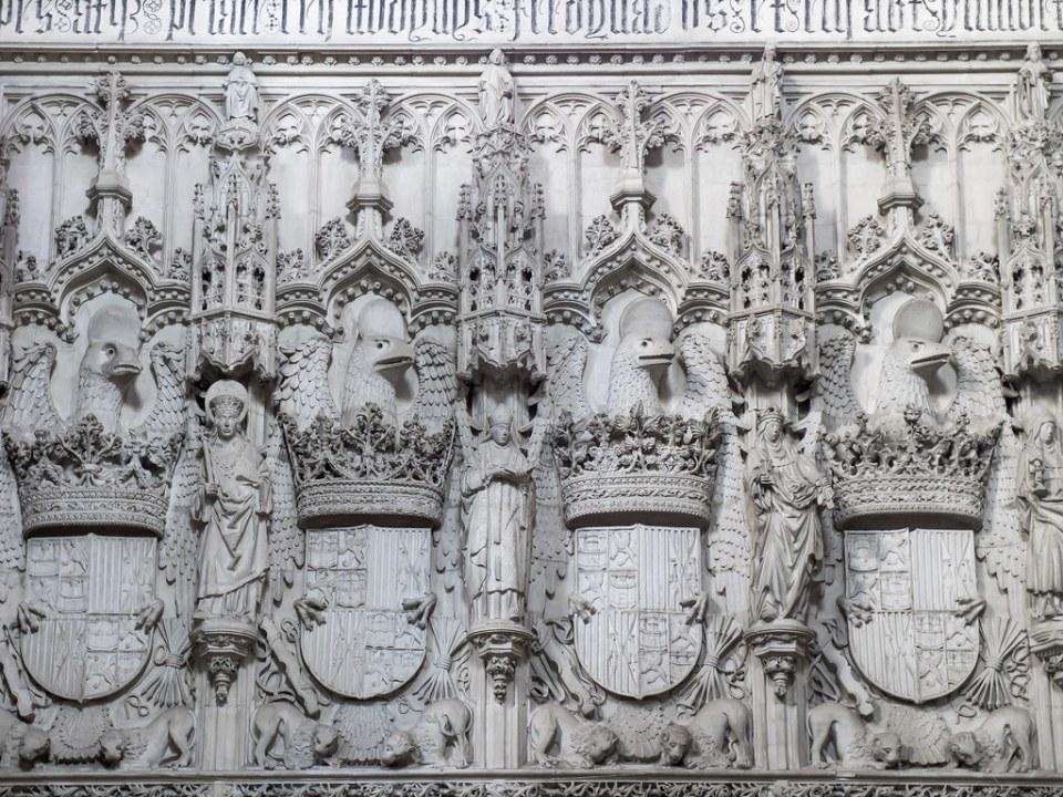 Ornamentación interior del Monasterio de San Juan de los R… | Flickr