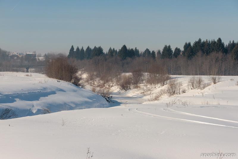 Река Кострома, Солигалич