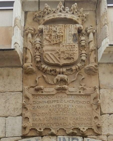 Escudos heráldicos Zamora 14
