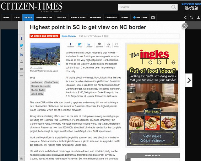 Highpointer News February 12, 2015