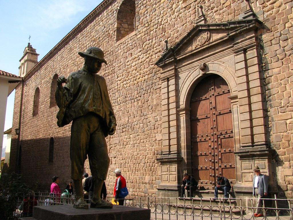 Plazoleta Santa Catalina, Cusco | www.apuntesyviajes.blogspo… | Flickr