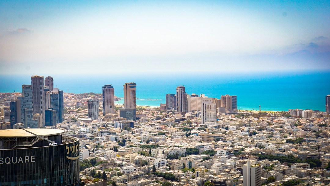 Thanks for publishing my photo, in Tel Aviv, Jerusalem Rank 6th In New Global Startup Ecosystem Report | NoCamels