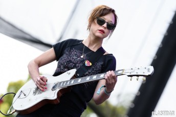 Mary Timony plays Helium @ Hopscotch Music Festival, Raleigh NC 2017