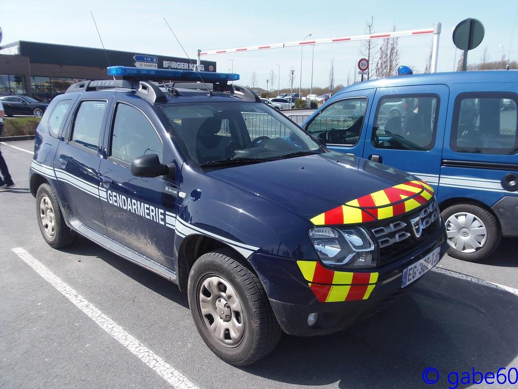 Gendarmerie Nationale Mod 232 Le Model Dacia Duster I