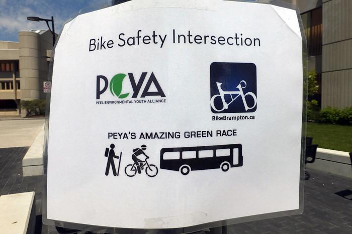 2016 02 PEYA Amazing Green Race Bike Safety Intersection_700