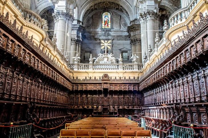 Catedral de Jaén, coro neoclásico | El coro, de estilo neocl… | Flickr