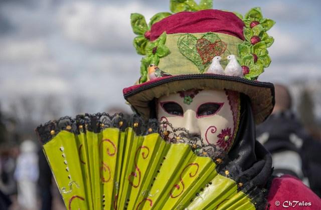 Carnaval vénitien d'Annecy 2015