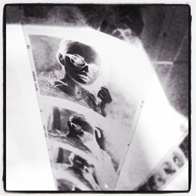 #filmdeveloping #filmphotography #model Roisin #photographer www.MrLeica.com #camera #mamiya 645 Super #kodakfilm