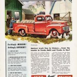 1948 Ford F 2 Pickup The First Of The F Series Ford Trucks Flickr
