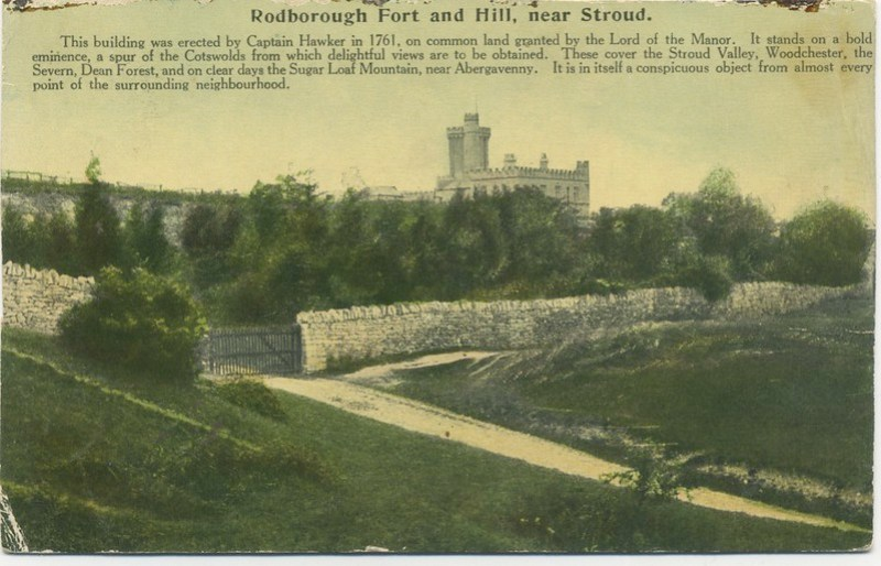 Rodborough Fort 118