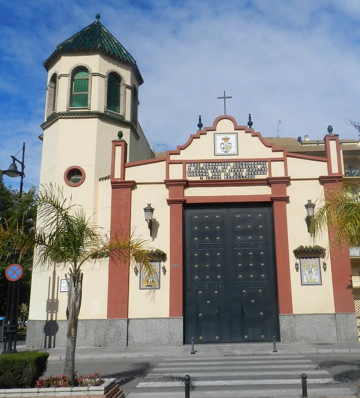 Cofradia Penitentes del Cautivo Los Boliches Fuengirola Málaga 01