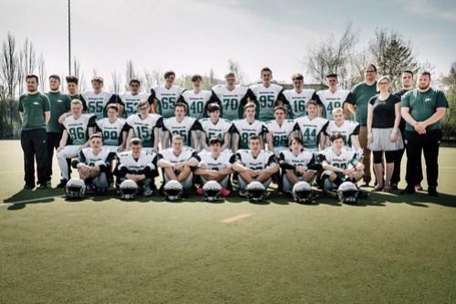 B-Jugend Teamfoto 2018