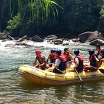 10 Viajefilos en Sri Lanka. Rafting 03