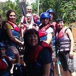 10 Viajefilos en Sri Lanka. Rafting 10