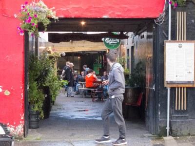 Sligo alley