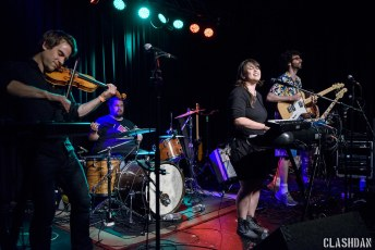 Bent Knee @ Cats Cradle Back Room in Carrboro NC on June 11th 2018