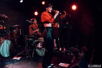 The Marias @ U Street Music Hall in Washington DC on March 27th 2018