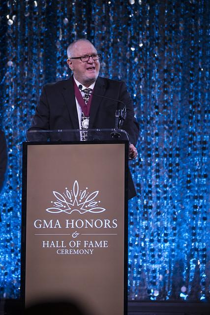 2018 GMA Honors // Greg Nelson Segment