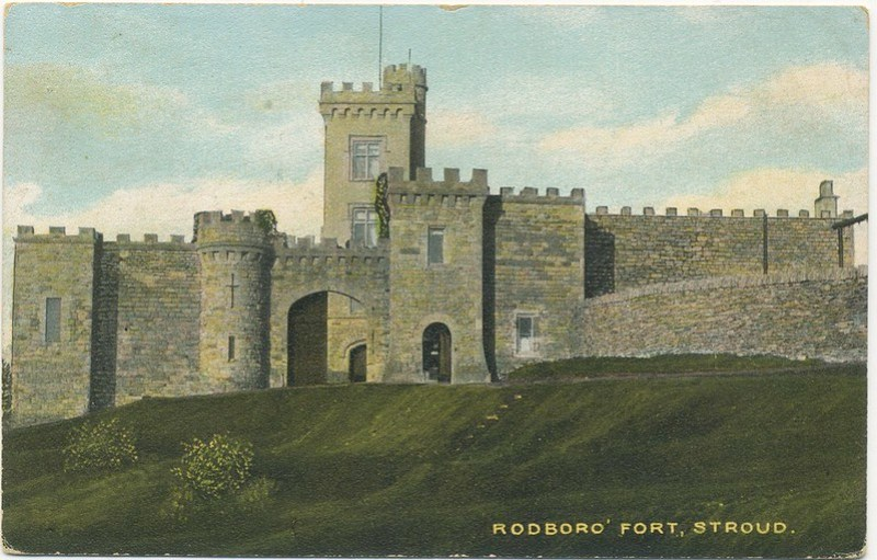 Rodborough Fort 15