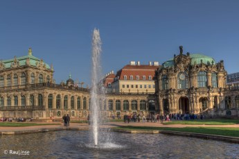 Dresden - Zwinger