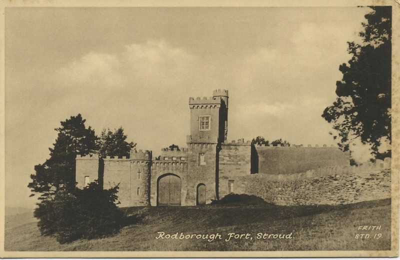 Rodborough Fort 16