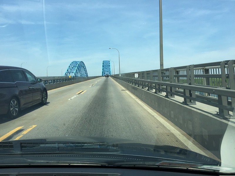 Can't get enough of the Grand Island Bridge
