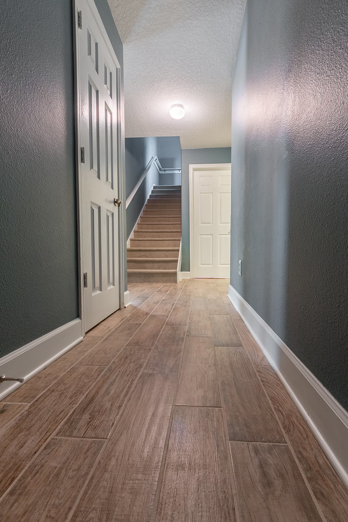 wood look tile 6x24 with an 1 8 3 16 grout line ability wood flooring flickr
