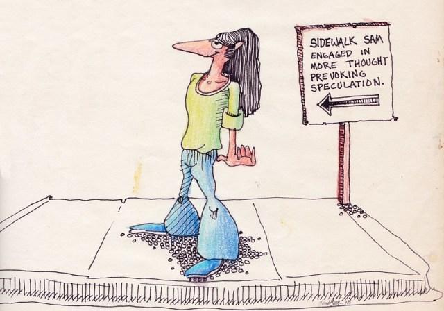 Sidewalk Sam