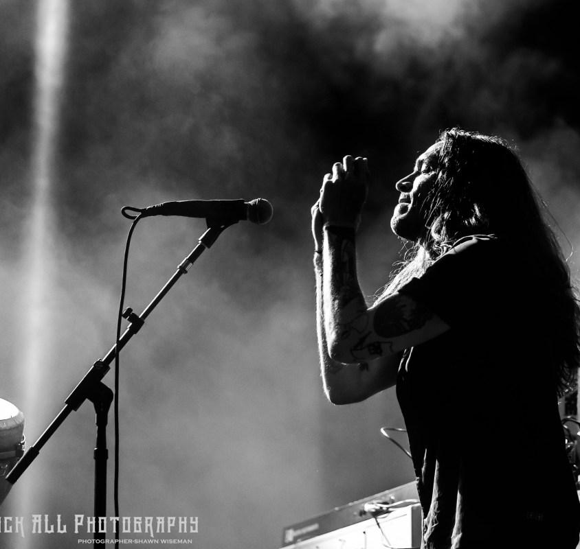 INCUBUS - Bunbury Music Festival 2018 - 6/2/18 - Cincinnati Ohio