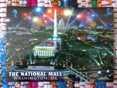 The National Mall by Alexander Chen