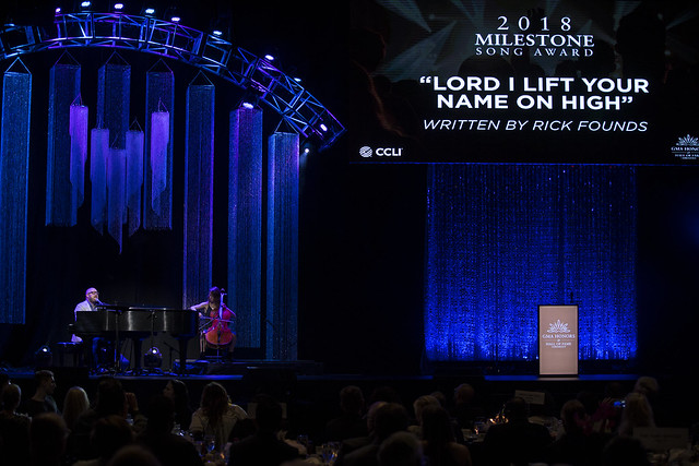 2018 GMA Honors // Lord I Lift Your Name On High Segment