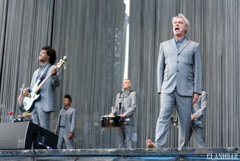 David Byrne @ Shaky Knees Music Festival, Atlanta GA 2018