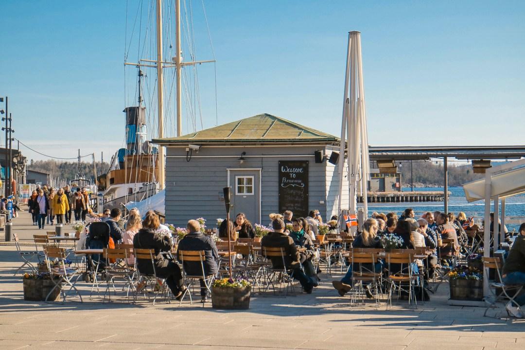 Mangiare buono ed economico a Oslo