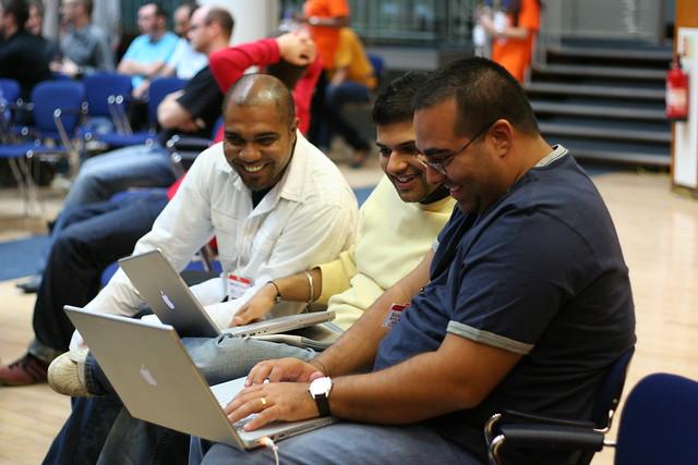 Happy Programmers