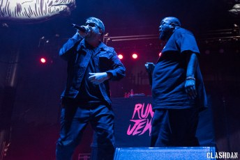Run The Jewels @ Hopscotch Music Festival, Raleigh NC 2017
