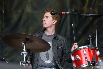 Parquet Courts @ Shaky Knees Music Festival, Atlanta GA 2018