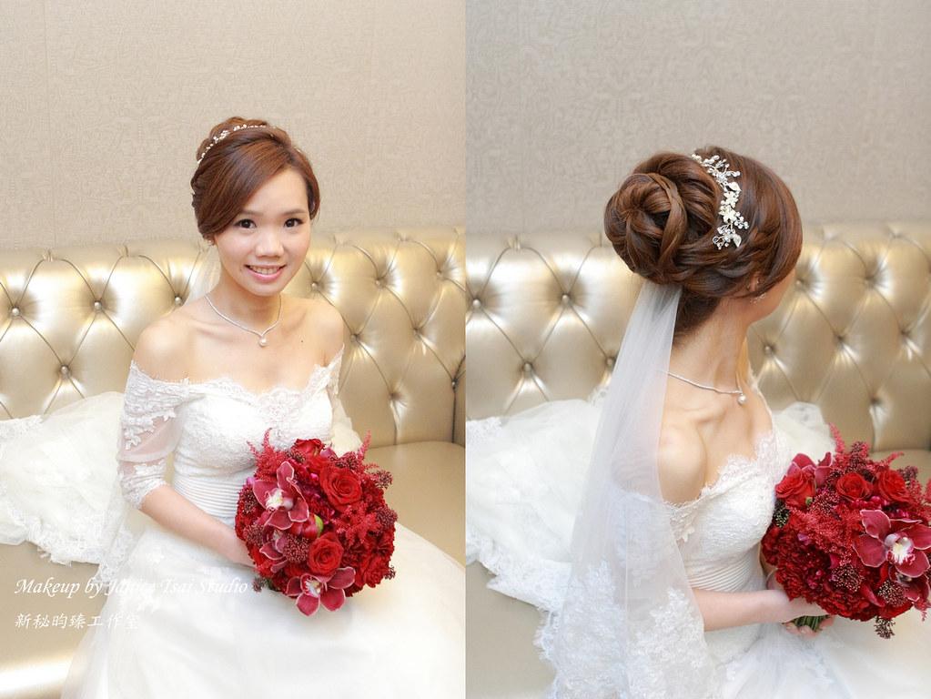 【新秘昀臻造型/Bride~YaYa】 | Bride~YaYa MAIL: janicetsai@ntu.edu.tw… | Flickr