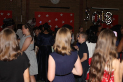 Year 6, end of year party 2018
