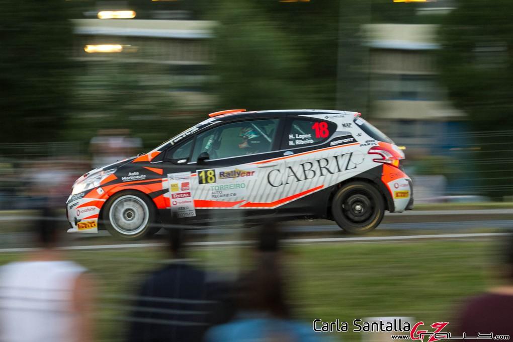 Rally de Ferrol 2018 - Carla Santalla