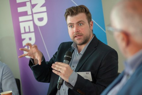 SES Ultra HD Conference 2018 - Peter Collins, Head of Scripted/Pipeline, The Farm Group