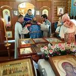 2018 07 21 - Feast Day. Kazan icon of Theotokos