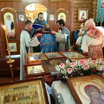 2018 07 21 - Feast Day. Kazan icon of Theotokos