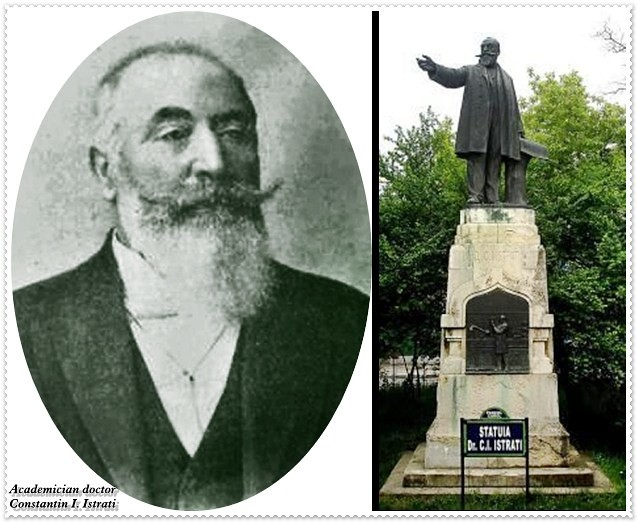 Academician doctor Constantin I. Istrati