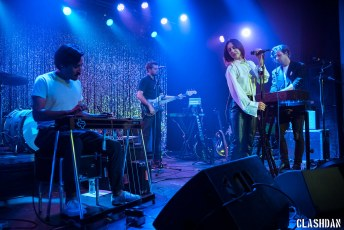 Haerts @ The Lincoln Theatre in Raleigh NC on August 2nd 2017