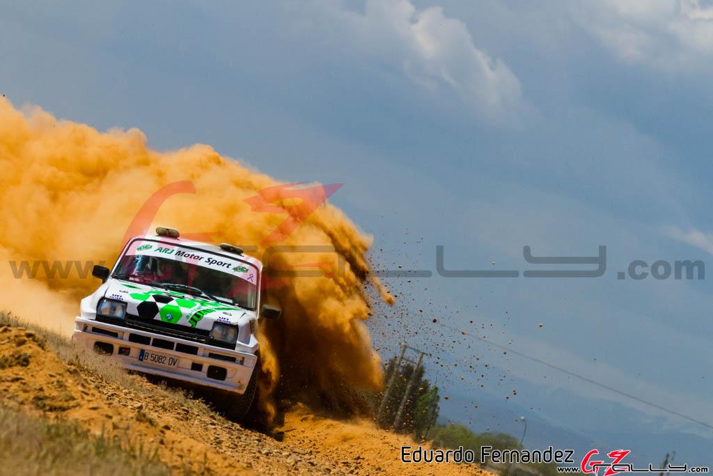 Rallysprint Robledo de la Valoncina - Eduardo Fernandez