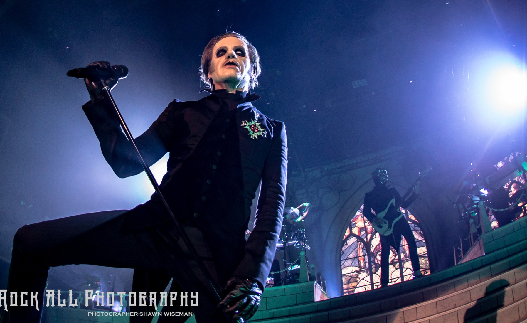 Ghost - Express Live - Columbus, OH - 5/13/18