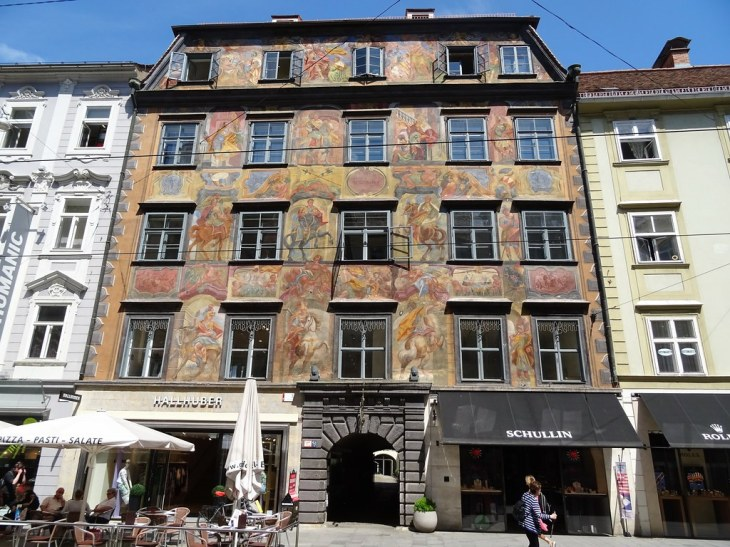 Graz, Styria, state of Austria (the art of public places a…   Flickr