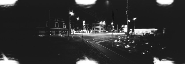 Sydney & Brunswick Roads - Pinhole Day 2018