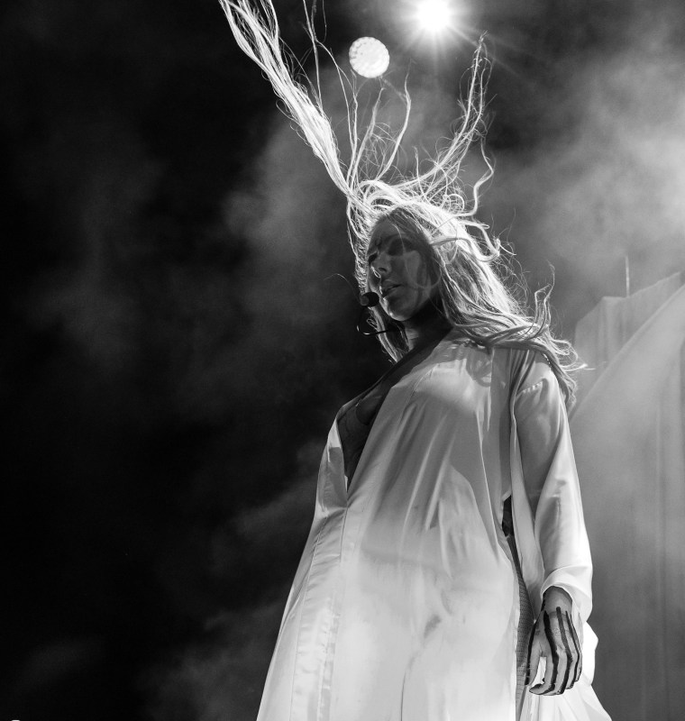 In This Moment Riverbend Music Center 5/4/2018